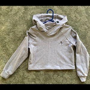 Crop top hoodie my Ethos Athletics